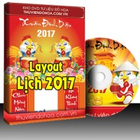 Layout Lịch 2017