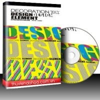 2012 Decoration Design Element