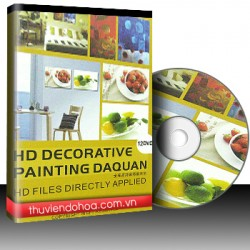 Global HD decorative painting Encyclopedia