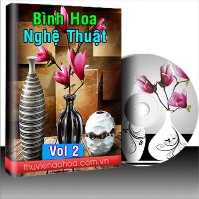 Tranh Bình Hoa Decor Hiện Đại Vol 2 (287 mẫu)