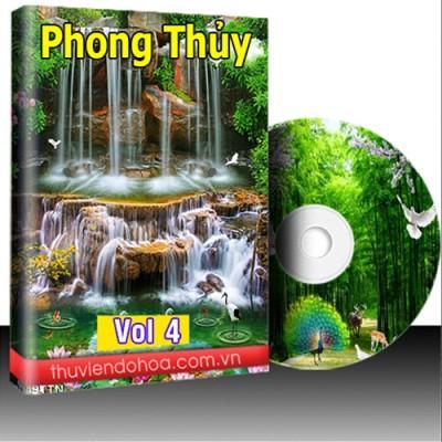 Tranh Phong Thủy Vol 4 (994 mẫu)