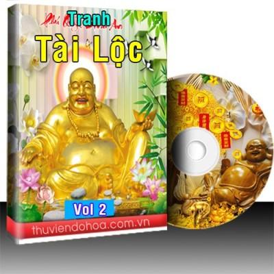Tranh Tài Lộc Vol 2 (264 mẫu)