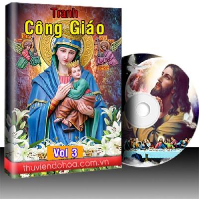 Tranh công giáo vol 3 (249 mẫu)