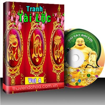 Tranh Tài Lộc vol 4 (222 mẫu)